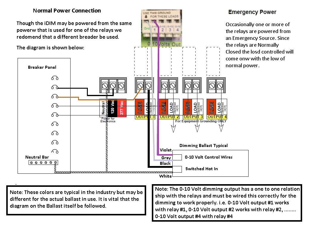 0 10 Volt Dimming Wiring Diagram | Autowiringdiagram - 0 10 Volt Dimming Wiring Diagram