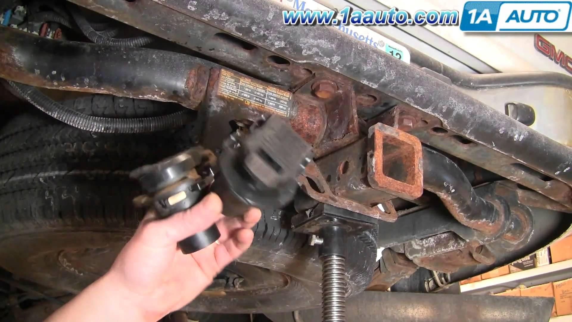 02 Chevy Trailblazer Engine Wiring Harness | Wiring Library - 7 Pin Trailer Connector Wiring Diagram