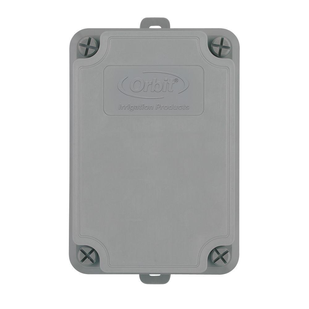 1-2 Hp Pump Start Relay-57009 - The Home Depot - Pump Start Relay Wiring Diagram
