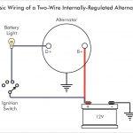 1 Wire Chevy Alternator Wiring Diagram – Wiring Diagram Schema – 1 Wire Alternator Wiring Diagram