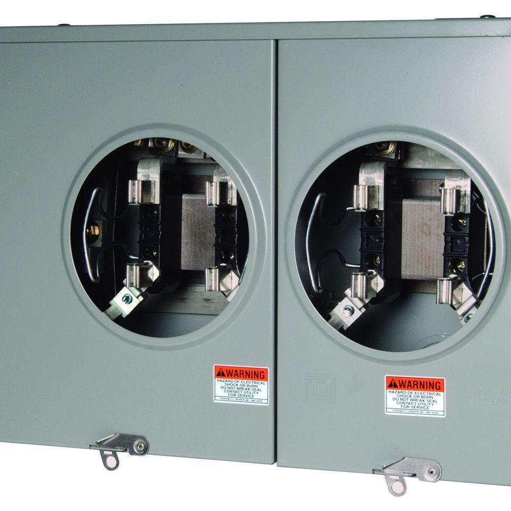 100 Amp Meter With Breaker Box Wiring Diagram | Wiring Diagram - Square D 100 Amp Panel Wiring Diagram