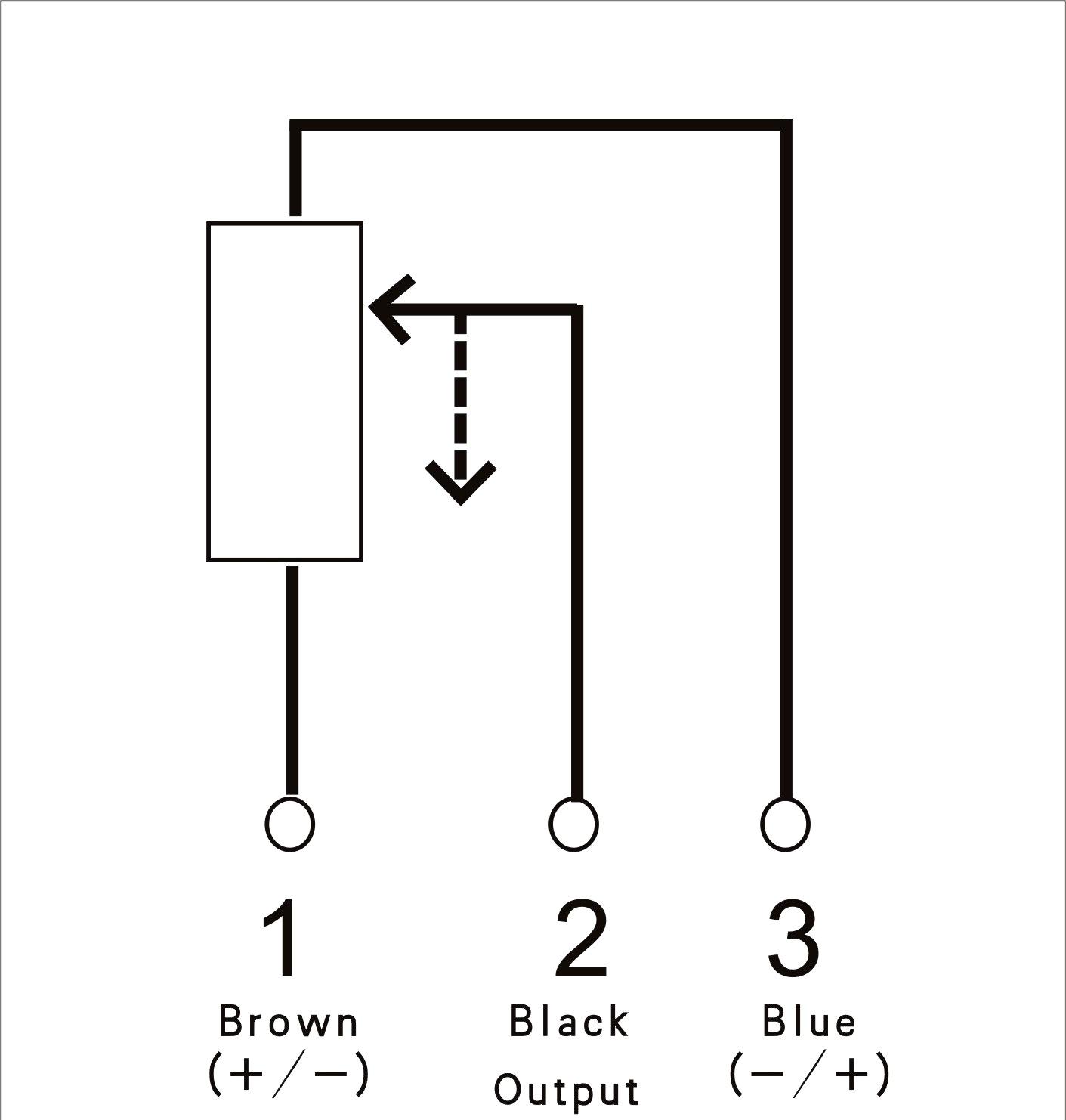 10K Potentiometer Wiring Diagram - Wiring Diagram Schema - Potentiometer Wiring Diagram