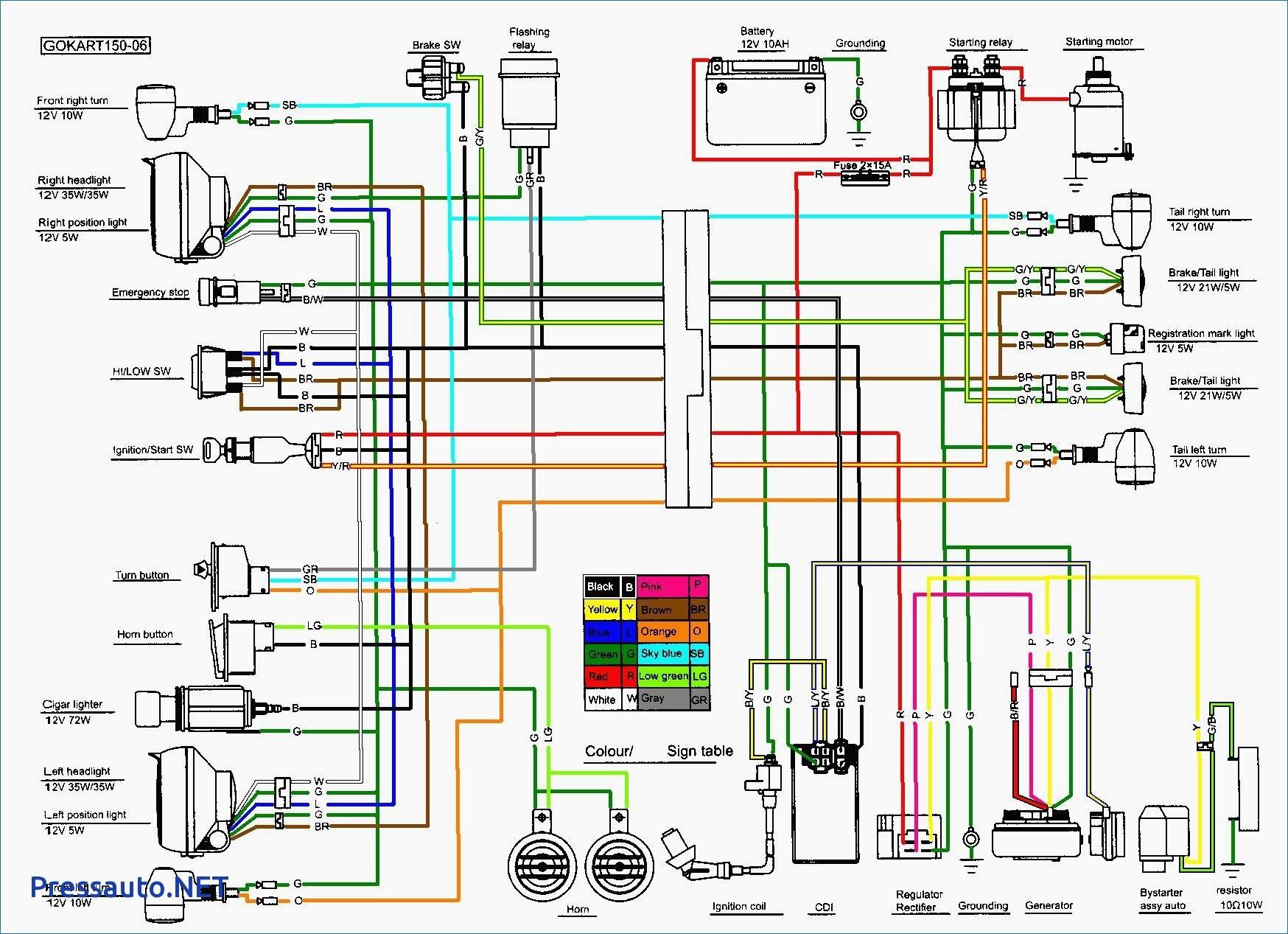110 Honda 4 Wheeler Wiring Diagram | Wiring Diagram - Chinese Atv Wiring Diagram 110