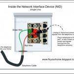 110 Phone Block Wiring Diagram   Wiring Diagram Database   Telephone Punch Down Block Wiring Diagram