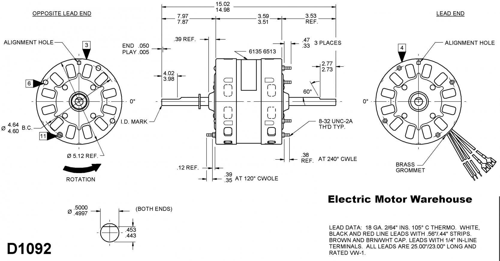 115230 Volt Electric Motor Wiring Diagram | Wiring Diagram - Century Ac Motor Wiring Diagram 115 230 Volts