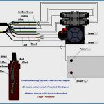12 Volt Hydraulic Pump Wiring Diagram 12V Power Pack Simplex   12 Volt Hydraulic Pump Wiring Diagram