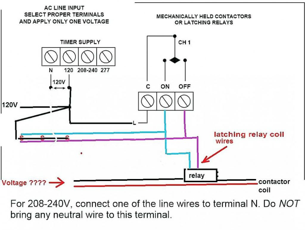 12 Volt Photocell Switch Wiring Diagram