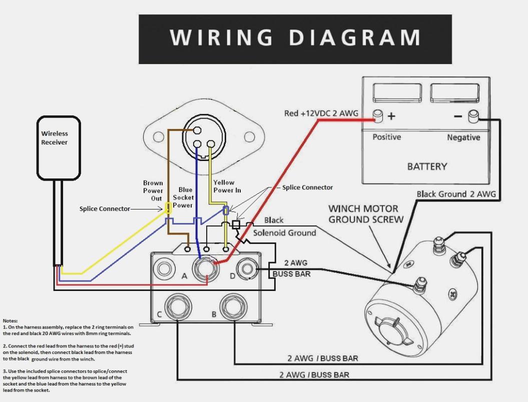 12 Volt Warn Winch Solenoid Wiring Diagram | Wiring Diagram - 12 Volt Winch Solenoid Wiring Diagram