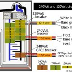 120 Volt Gfci Breaker Wiring Diagram | Wiring Diagram   2 Pole Gfci Breaker Wiring Diagram