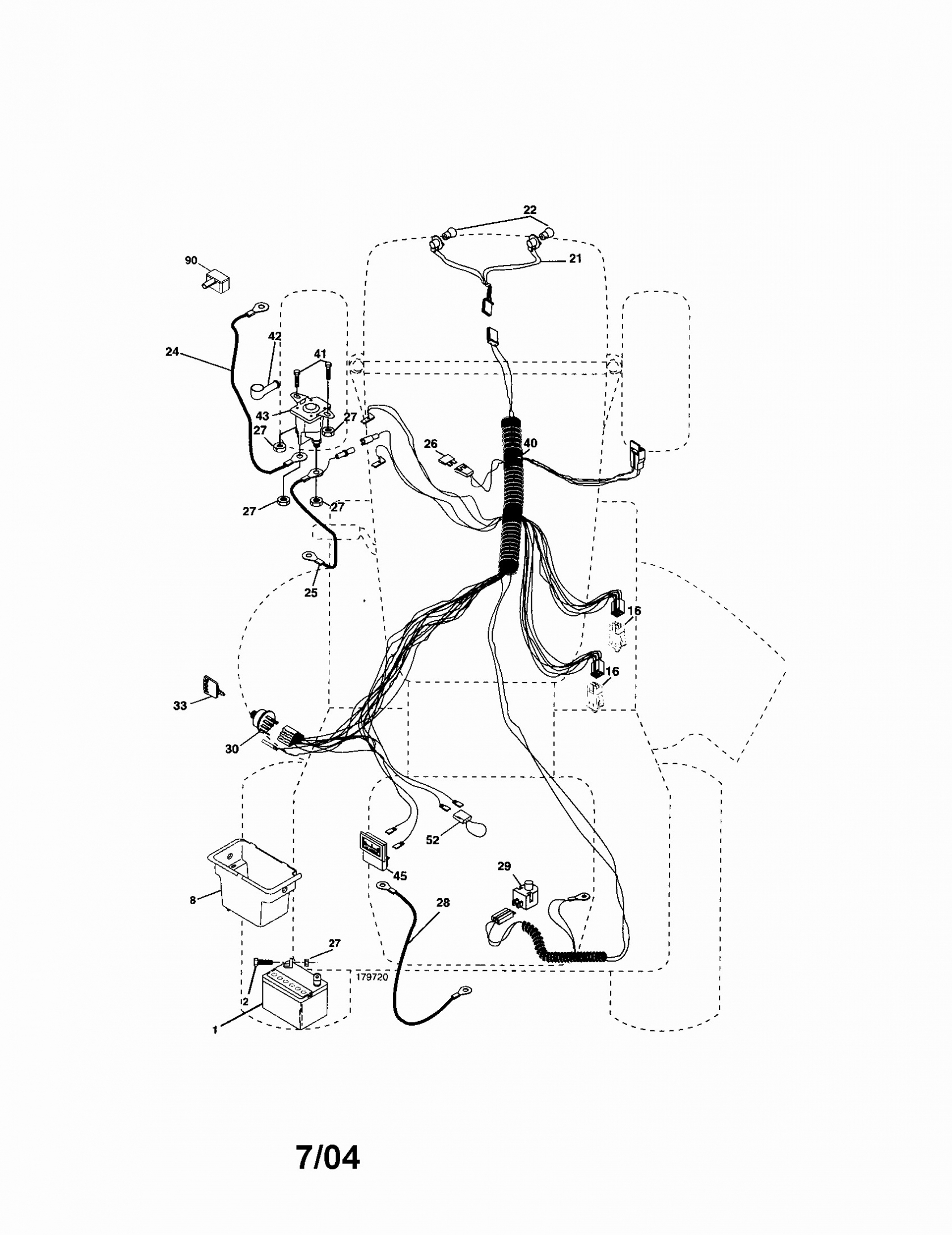17 Hp Briggs And Stratton Engine Wiring Diagram | Wiring Diagram - Briggs And Stratton V-Twin Wiring Diagram