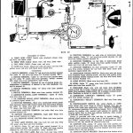 1946 And Earlier Models Wiring Diagram: With Current And Voltage   Voltage Regulator Wiring Diagram