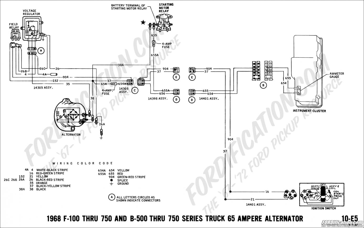 1950 Ford Truck Wiring Harness - Wiring Diagrams Hubs - Painless Wiring Diagram