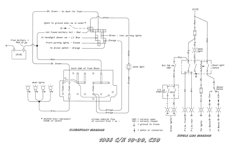 1972 Chevy Truck Headlight Wiring Diagram | Wiring Diagram - Gm Headlight Switch Wiring Diagram