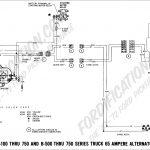 1977 Ford Truck Alternator Wiring   Wiring Diagram Data   Alternator Wiring Diagram