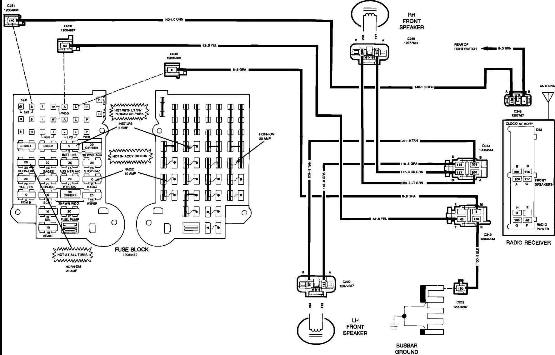 1979 Chevy Cargo Van Fuse Box Diagram | Wiring Diagram - Chevy 350 Wiring Diagram