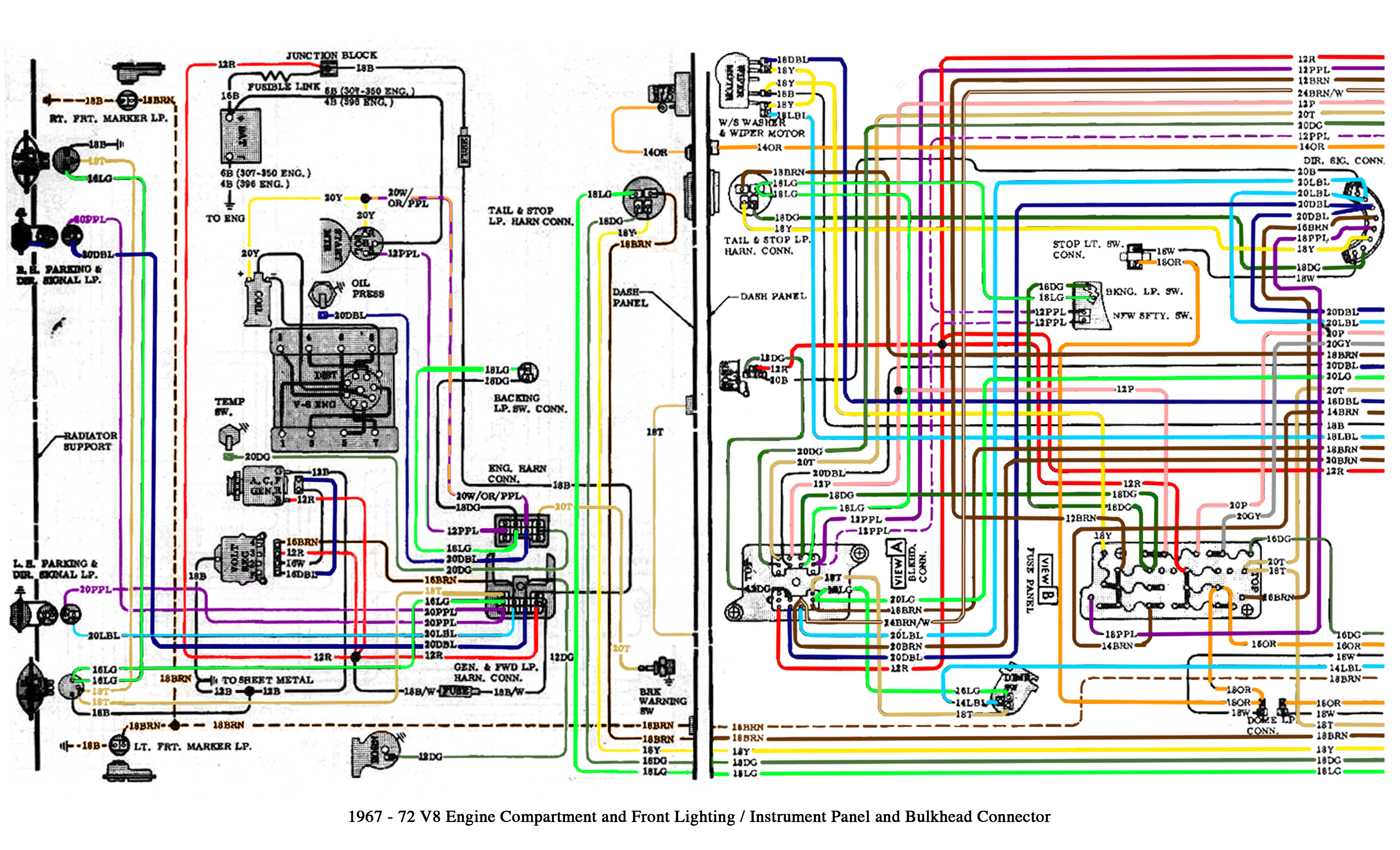 1984 Chevy C10 Wiring Harness - Wiring Diagrams Hubs - Brake Light Wiring Diagram Chevy