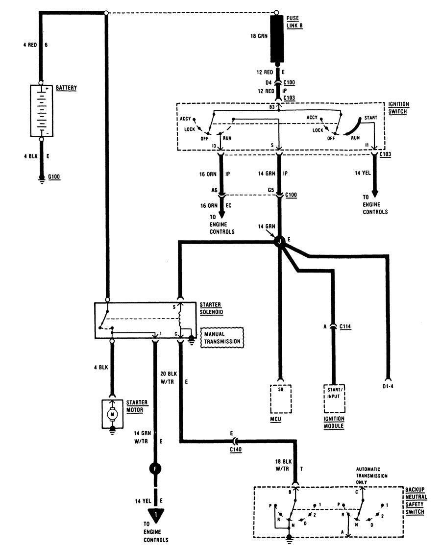 1985 Cj7 Solenoid Wiring - Wiring Diagrams Click - Solenoid Wiring Diagram