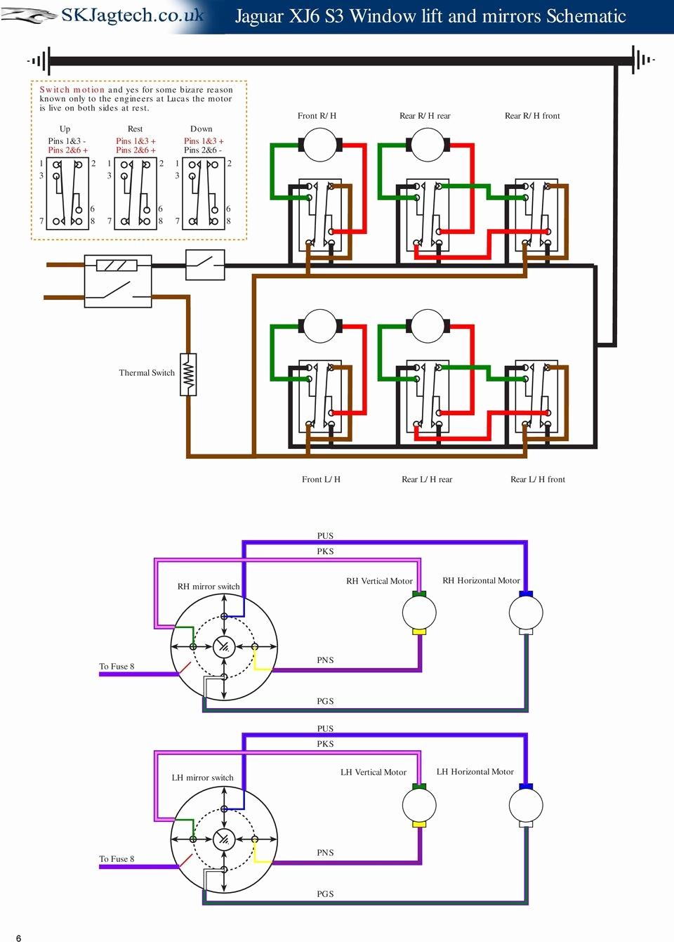 1986 Chevy Power Window Wiring Diagram | Wiring Library - 6 Pin Power Window Switch Wiring Diagram
