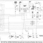 1997 Harley Davidson Softail Wiring Diagram | Wiring Diagram   Wiring Diagram For Harley Davidson Softail