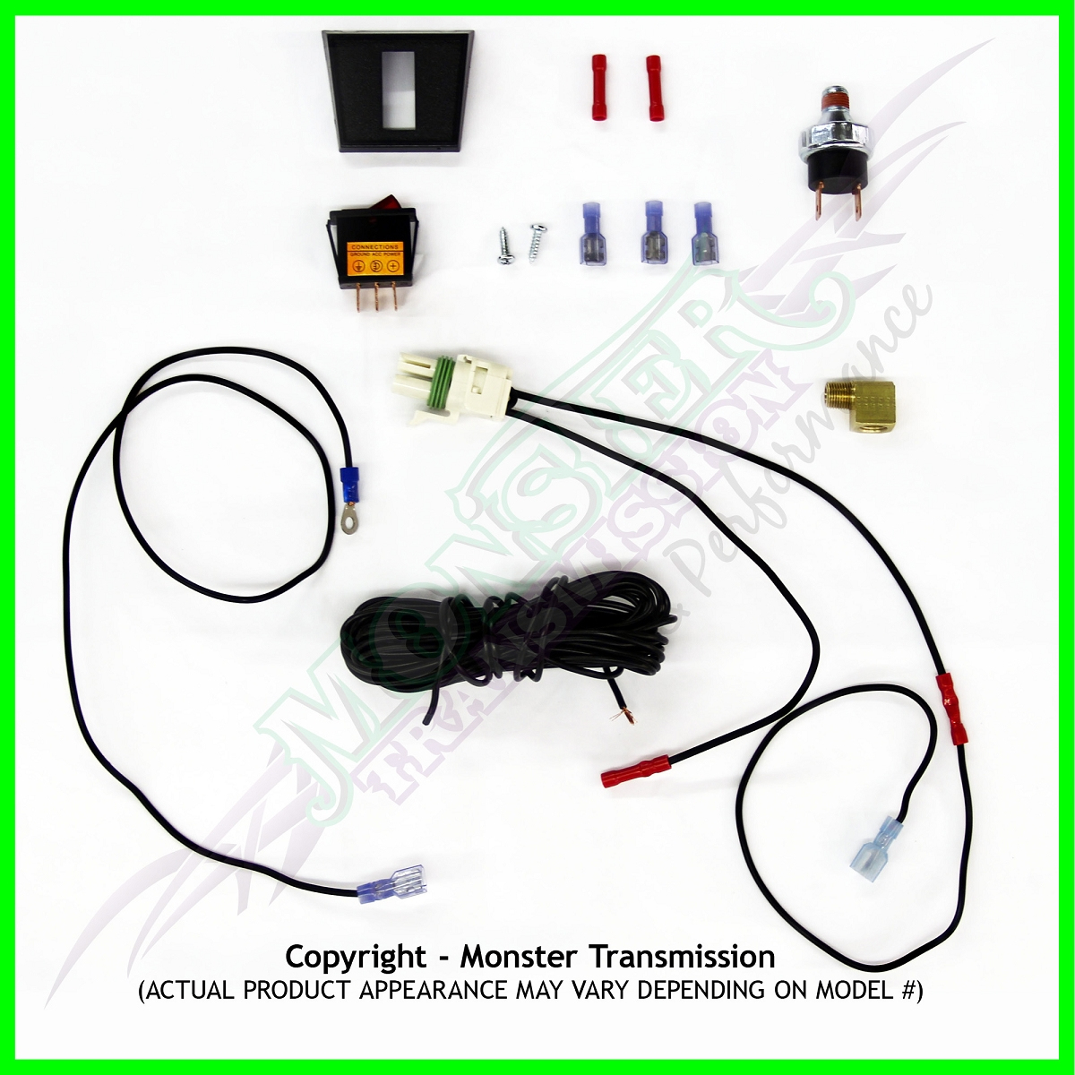 200-4R External Lock-Up Kit - 200R4 Lockup Wiring Diagram
