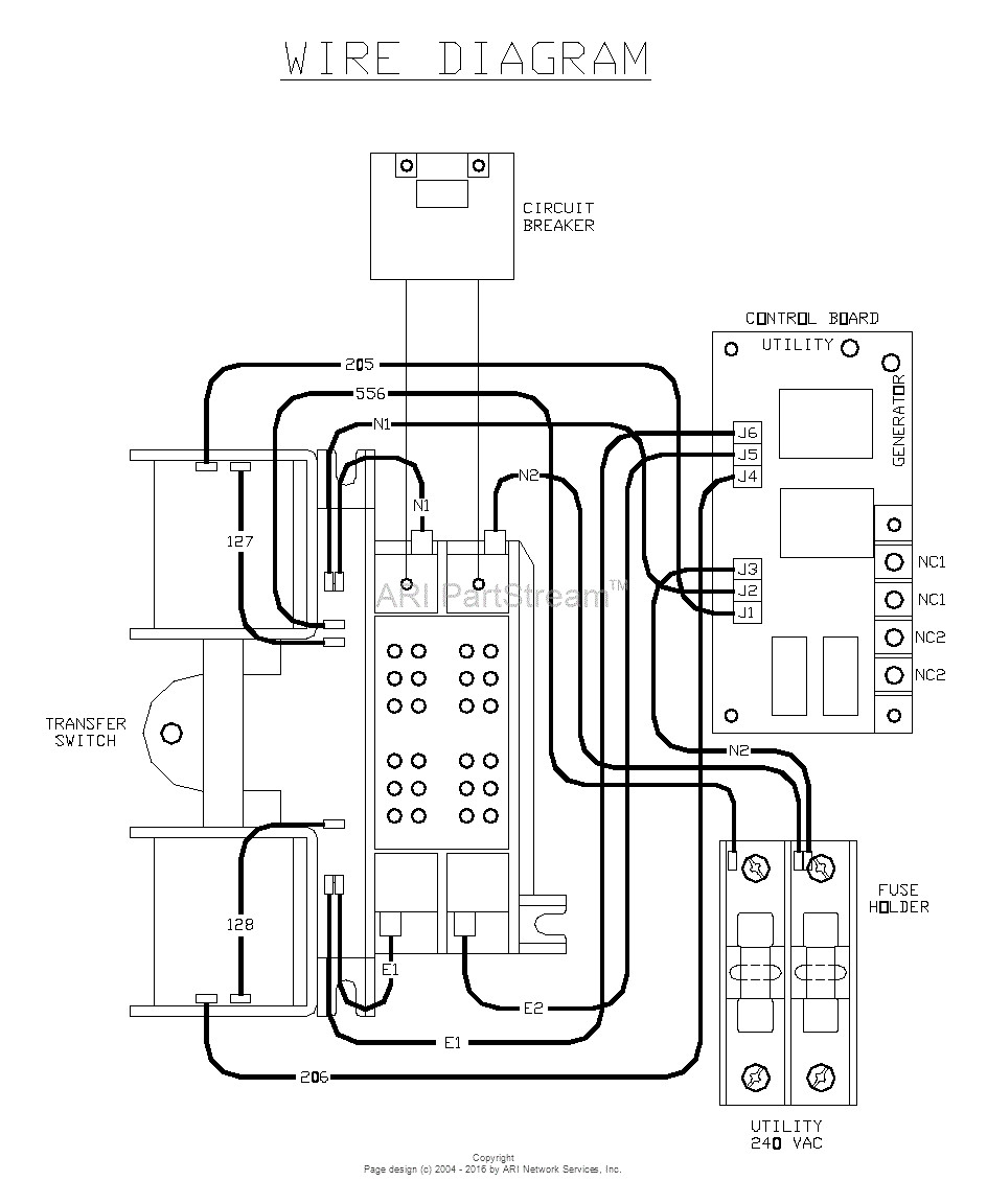 200 Amp Manual Transfer Switch Wiring Diagram | Wiring Library - Generac 200 Amp Transfer Switch Wiring Diagram