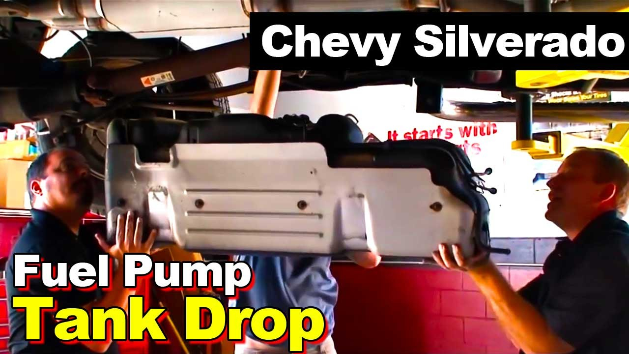2001 Chevrolet Silverado Pickup Fuel Pump Module Sending Unit - Youtube - Gm Fuel Sending Unit Wiring Diagram