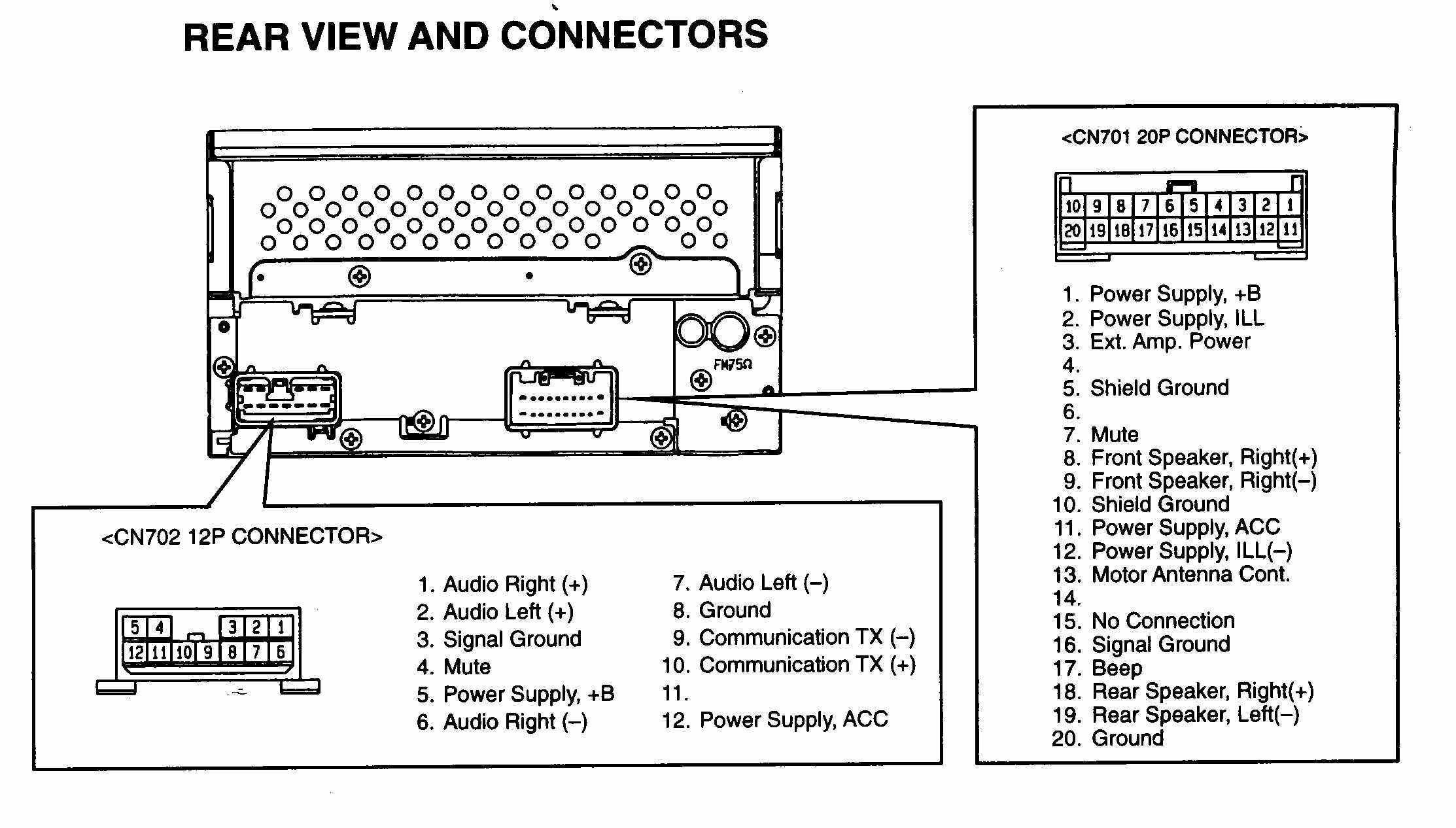 2001 Delphi Delco Electronics Wiring Diagram | Wiring Diagram - Delphi Radio Wiring Diagram