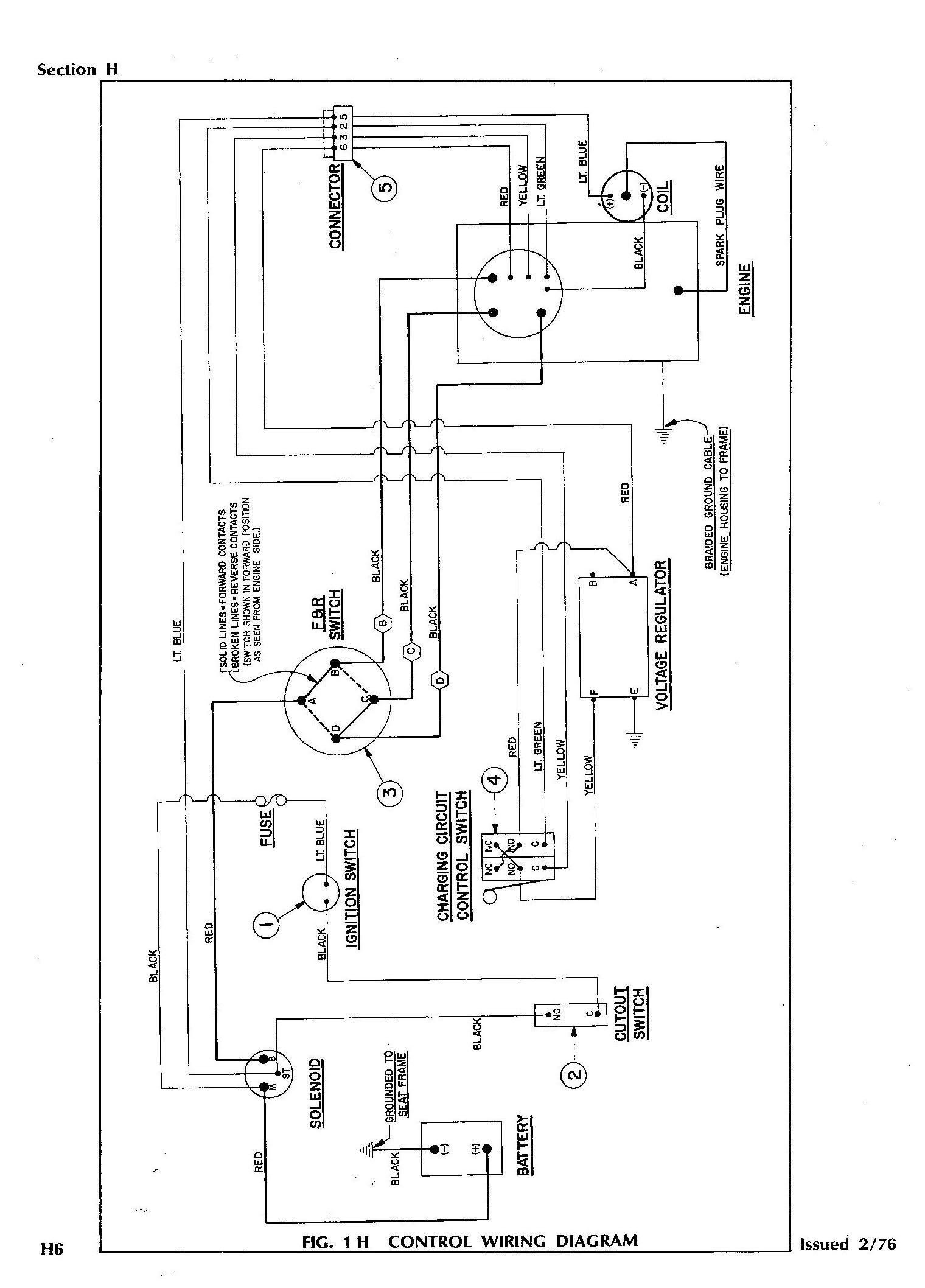 2002 Ezgo Wiring Diagram 36 Volt | Wiring Diagram - Ez Go Txt 36 Volt Wiring Diagram