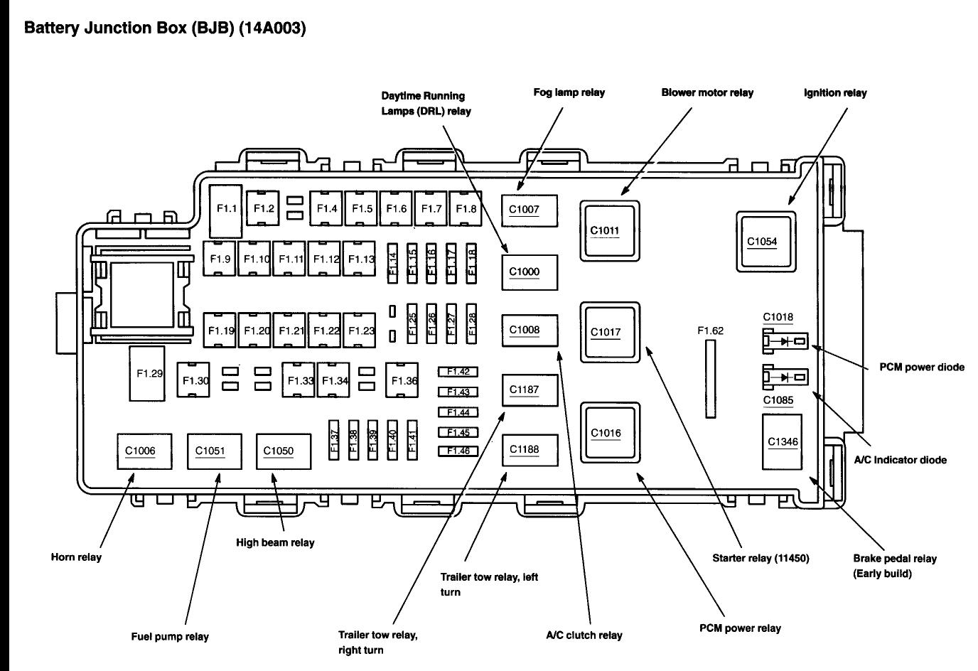 2004 Ford Explorer Fuel Pump Diagram - Wiring Diagrams Hubs - 2002 Ford Explorer Radio Wiring Diagram