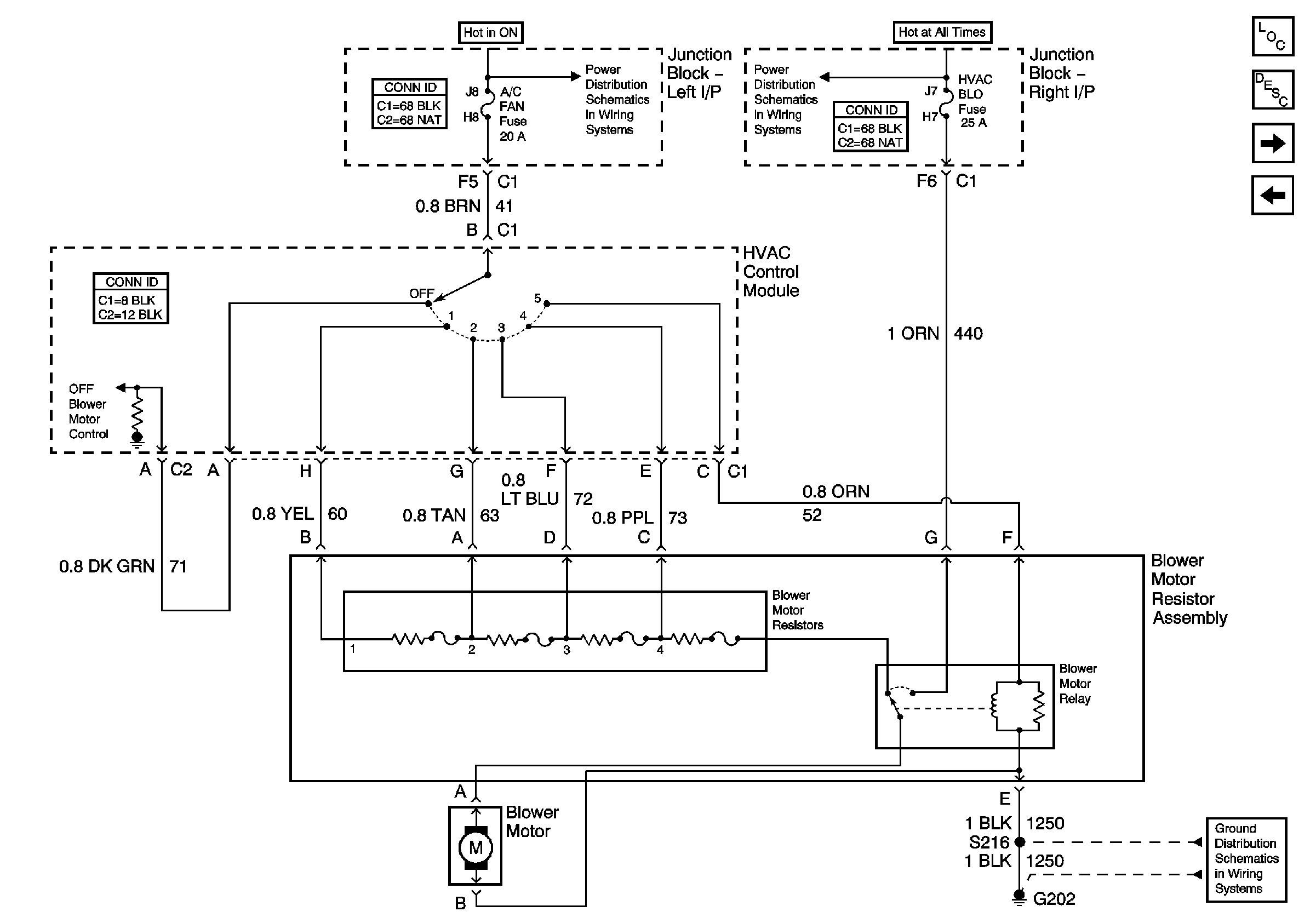2005 Chevrolet Silverado Blower Motor Wiring Diagram | Wiring Library - 2005 Chevy Silverado Blower Motor Resistor Wiring Diagram