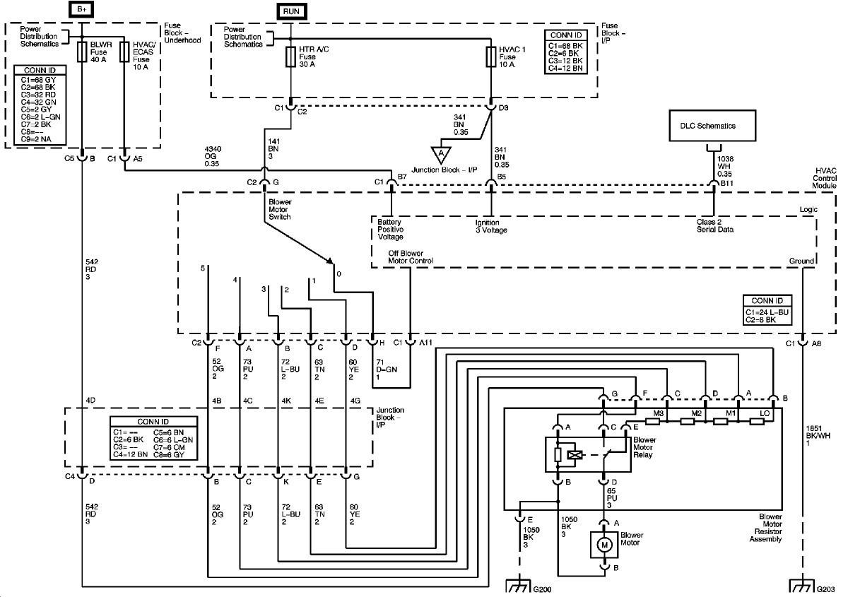 2005 Chevy Silverado Heater Wiring Diagram | Wiring Diagram - 2005 Chevy Silverado Blower Motor Resistor Wiring Diagram