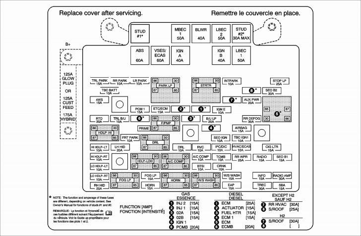 2005 Chevy Trailblazer Stereo Wiring Diagram