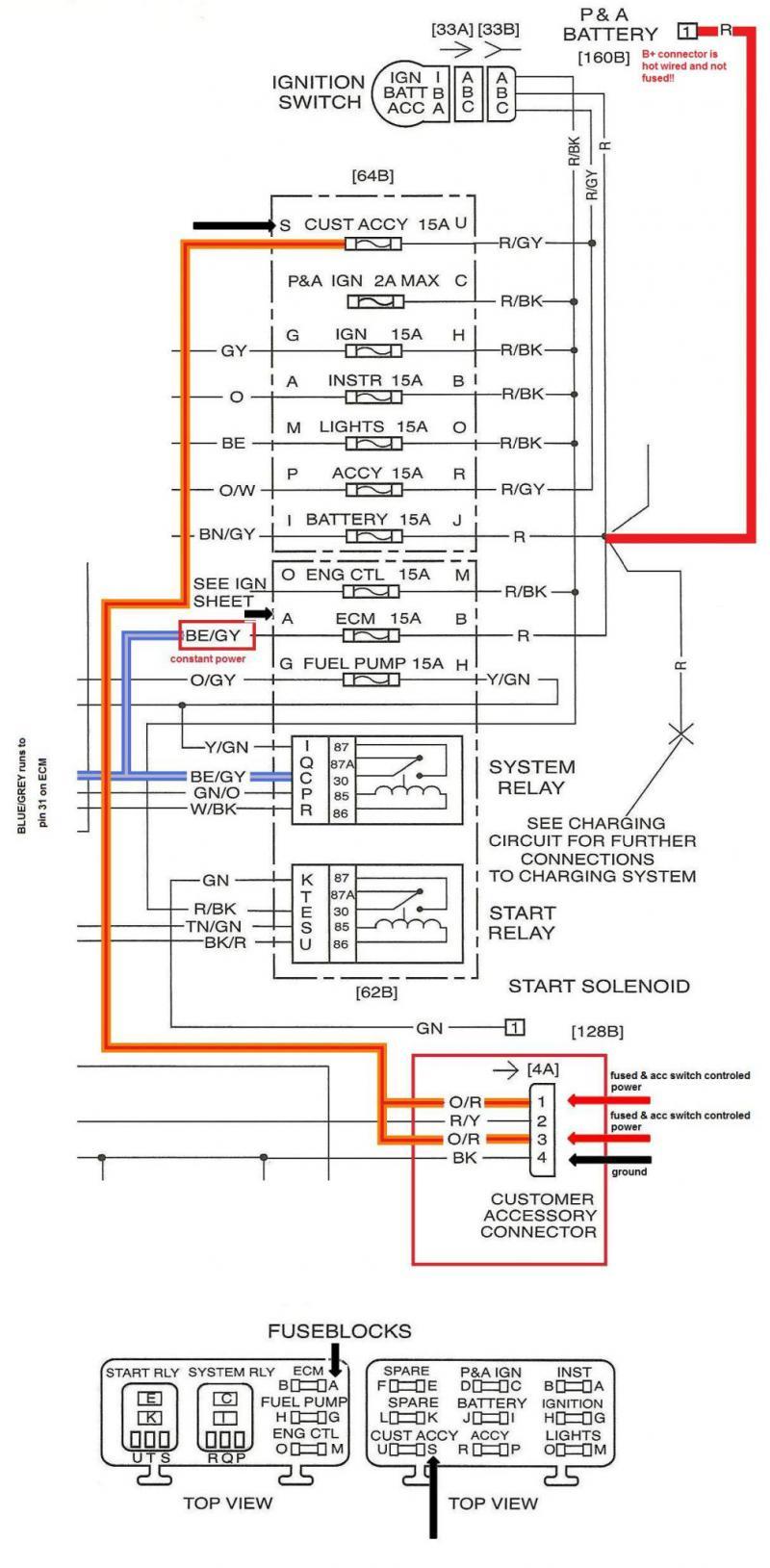 2006 Harley Wiring Diagram - Wiring Diagram Blog - Harley Davidson Wiring Diagram