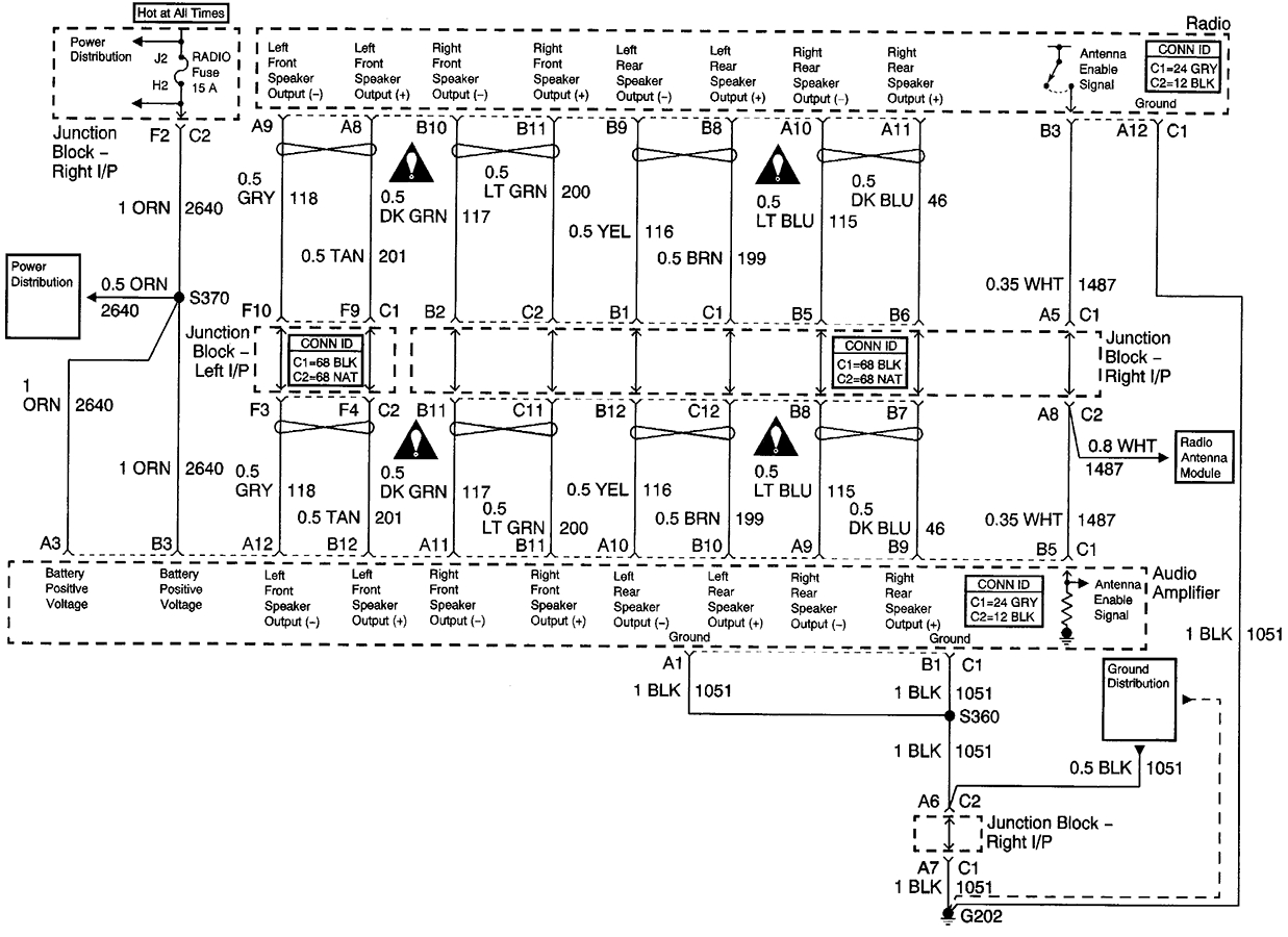 2007 Chevy Impala Rear Defogger Wiring Diagram Free Download - 2007 Chevy Impala Radio Wiring Diagram
