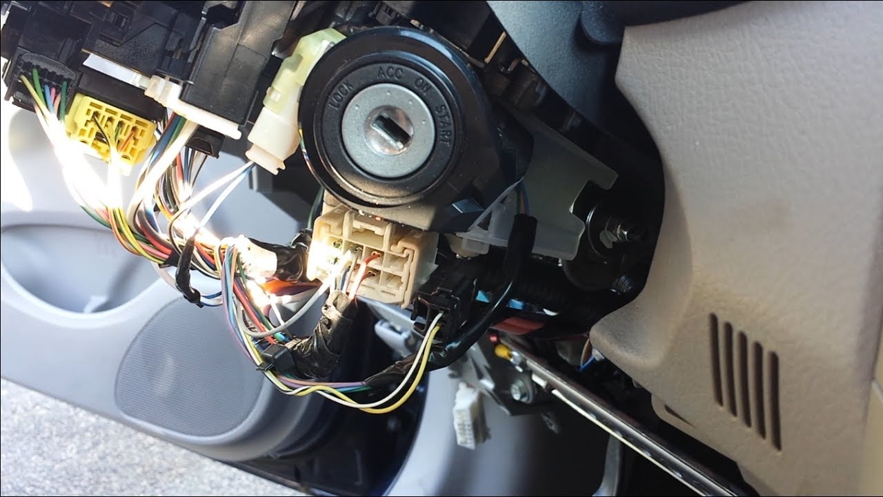 Remote Car Starter Wiring Diagram