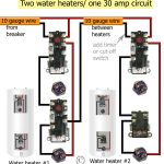 240V Water Heater Wiring Diagram Free And | Msyc Switch Wiring Diagram   Water Heater Wiring Diagram