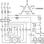 3 Phase Ac Motor Wiring Diagram | Manual E Books   Three Phase Motor Wiring Diagram