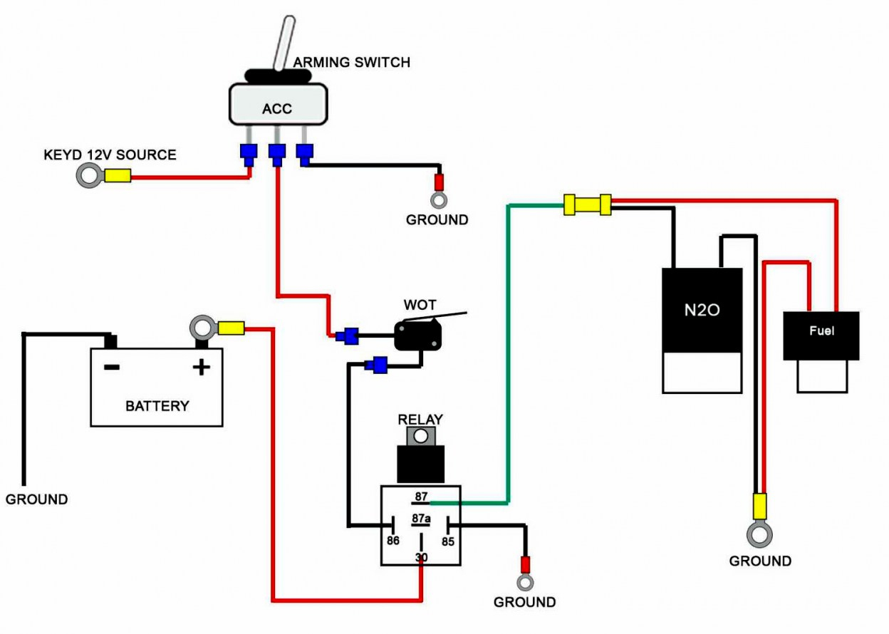 3 Post Starter Solenoid Wiring Diagram | Wiring Diagram - 3 Pole Starter Solenoid Wiring Diagram