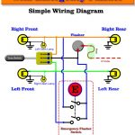 3 Prong Turn Signal Flasher Wiring   Wiring Diagram Detailed   3 Prong Flasher Wiring Diagram
