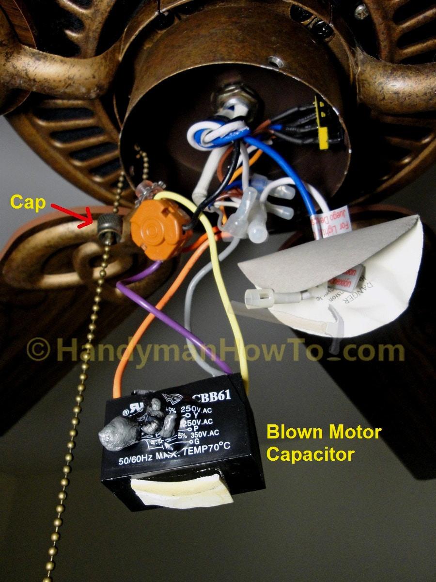 Hampton Bay 3 Speed Ceiling Fan Switch Wiring Diagram ...