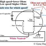3 Speed Motor Wiring Diagram | Manual E Books   3 Speed Fan Motor Wiring Diagram