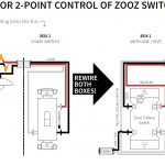 3 Way Diagrams For Zen21, Zen22, Zen23, And Zen24 Ver. 2.0 Switches   Three Way Wiring Diagram