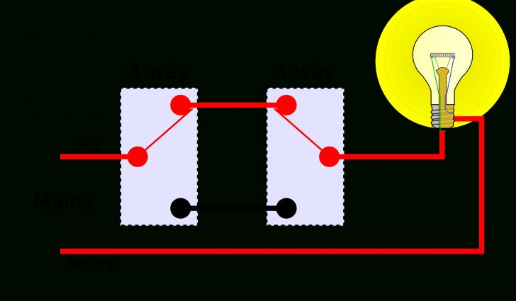 3 Way Light Switch Wiring Diagram Multiple Lights