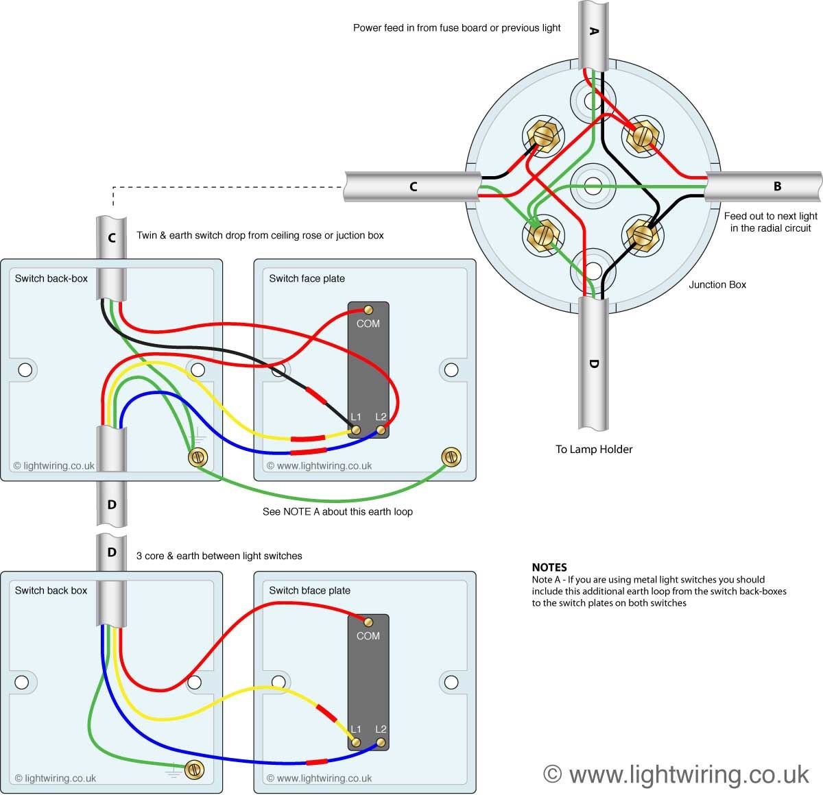 3-Way Switch Quantity Question - Connected Things - Smartthings - 3-Way Switch Wiring Diagram