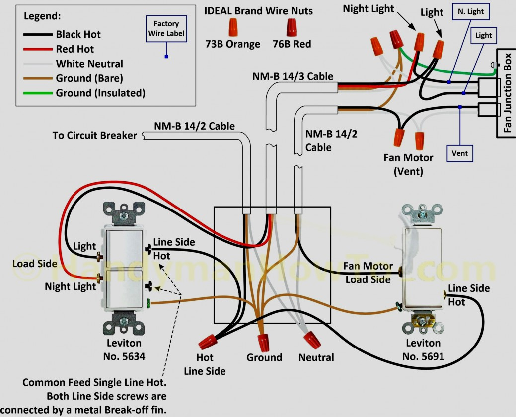3 Way Switch Wiring Diagram Variations Ceiling Light - Wiring - 4 Way Light Switch Wiring Diagram