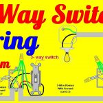3 Way Switch Wiring Diagrams How To Install   Youtube   Three Way Switch Wiring Diagram