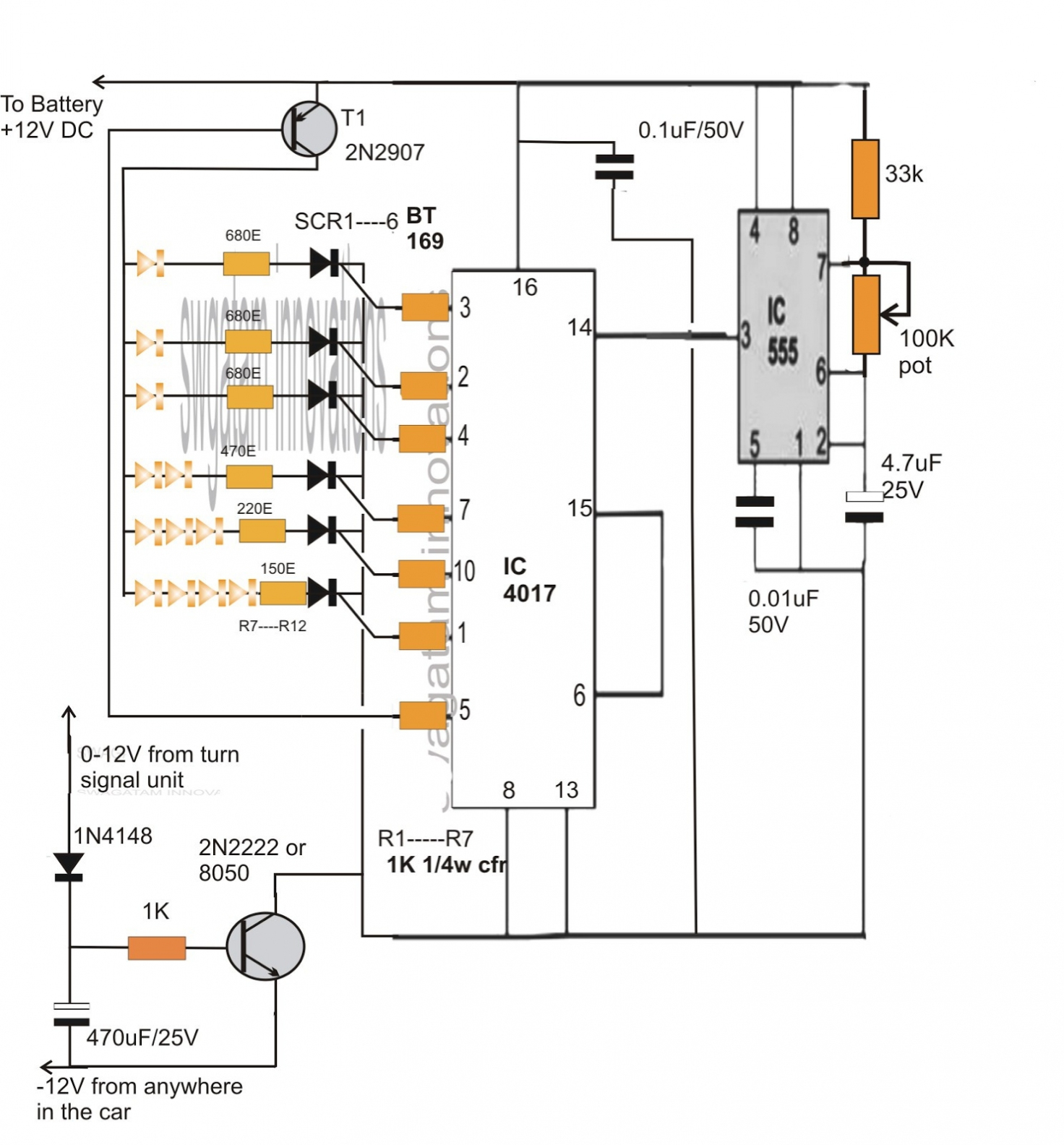 3 Wire Led Light Bar Wiring Diagram | Wiring Library - 3 Pin Flasher Relay Wiring Diagram