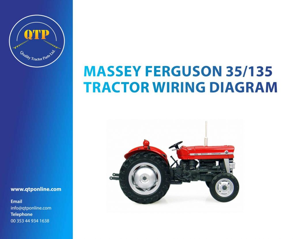 35  135 Wiring Diagramquality Tractor Parts