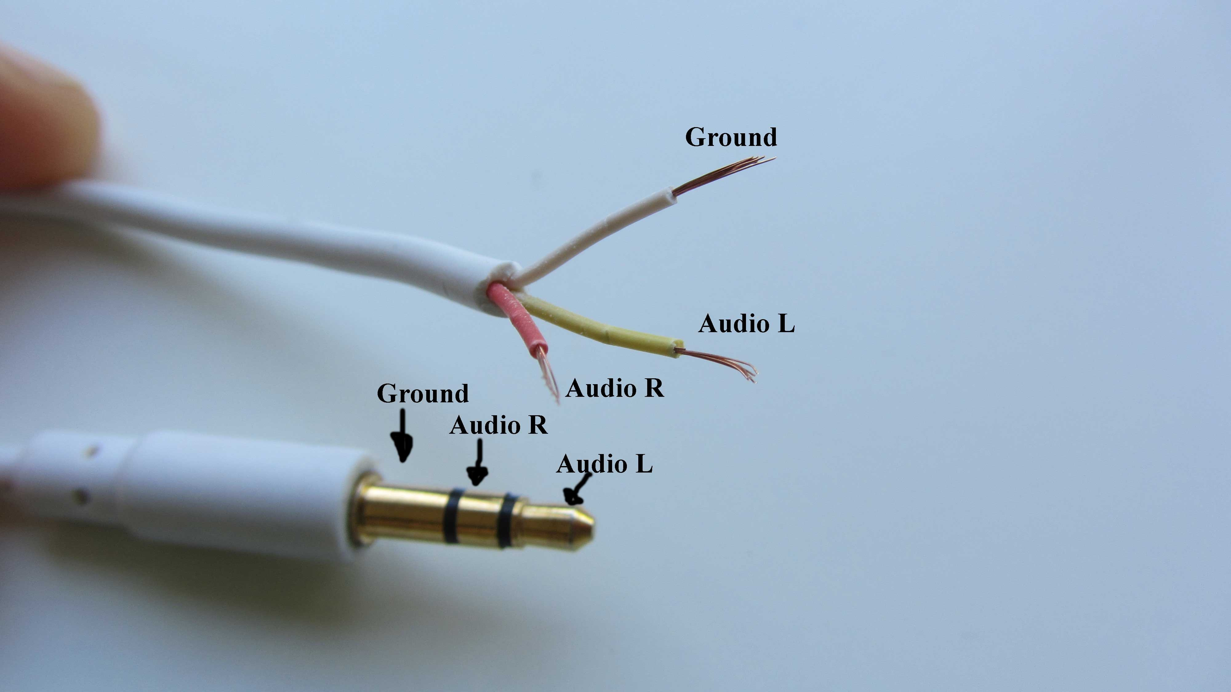35 Mm Stereo Plug Wiring - Wiring Diagrams Hubs - 3.5 Mm Jack Wiring Diagram