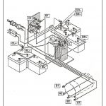 36 Volt Ez Go Golf Cart Wiring Diagram Gooddy Org Throughout In   Club Car Wiring Diagram 36 Volt